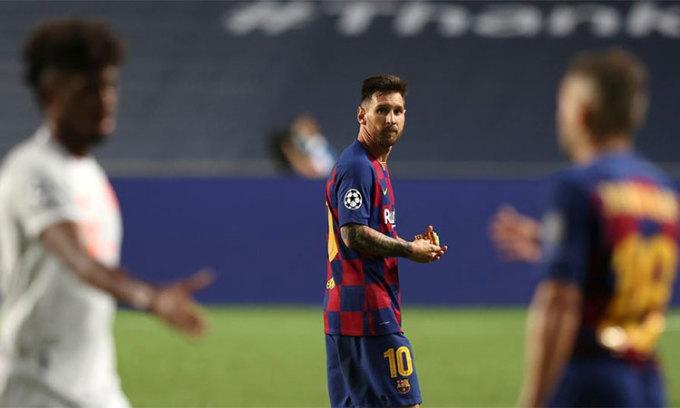 Khi trở lại tập luyện cùng Barca hôm nay, Messi sẽ thấy một đội bóng rất khác so với lần gần nhất anh thi đấu cho đội - trận thua Bayern 2-8 ở Champions League.