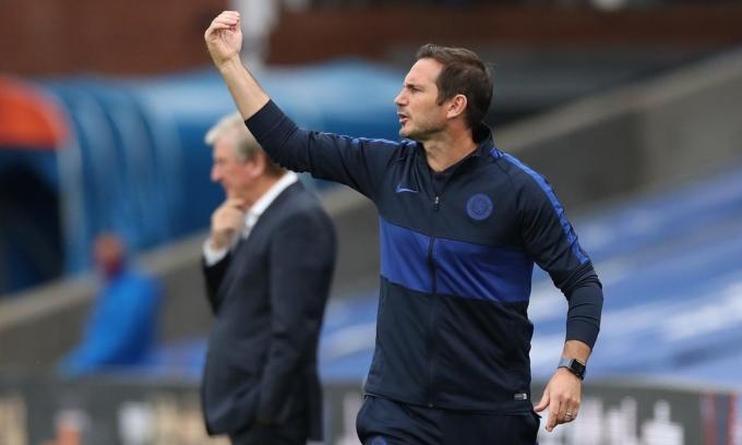 Lampard được kỳ vọng giúp Chelsea có một danh hiệu lớn mùa này. Ảnh: Reuters.