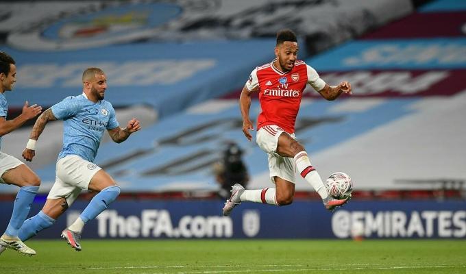 Aubameyang là cầu thủ nhiều ảnh hưởng nhất từ khi Arteta lên nắm quyền tại Arsenal. Ảnh: Reuters
