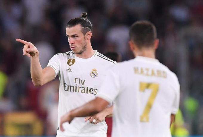 Bale không còn chỗ đứng tại Real Madrid, nơi HLV Zinedine Zidane ưu tiên Eden Hazard và những cầu thủ trẻ trung hơn. Ảnh: Reuters.