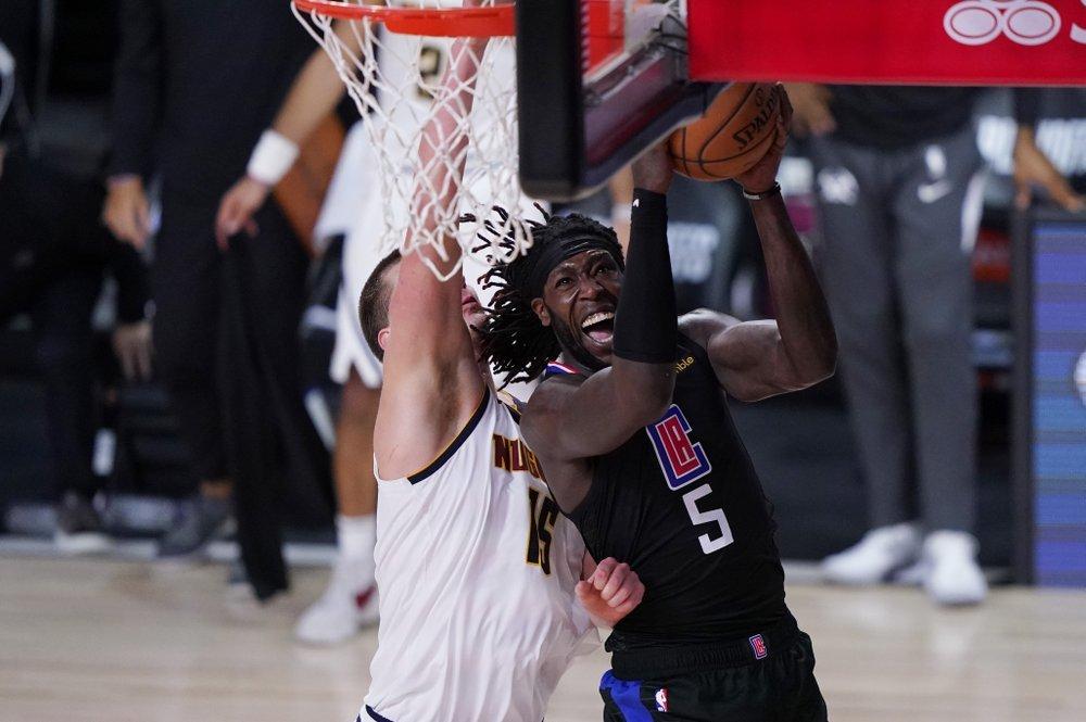 LA Clippers bị loại khỏi NBA play-off