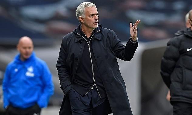 Mourinho: 'Cấm địa Tottenham đặc biệt nhất'