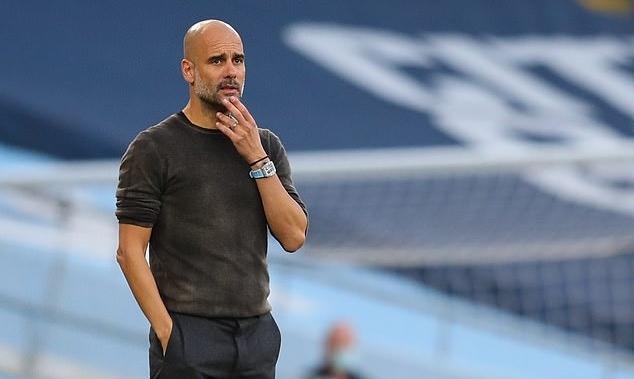 Guardiola muốn hãm mức độ tấn công của Man City