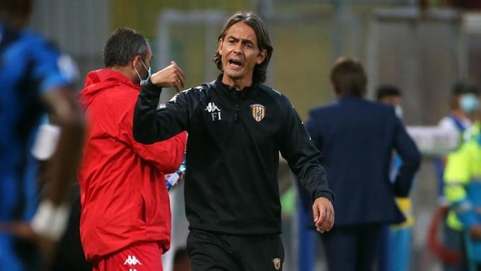Inzaghi nhìn thấy nhiều tín hiệu lạc quan từ trận thua Inter 2-5 hôm 30/9. Ảnh: Photo Mosca