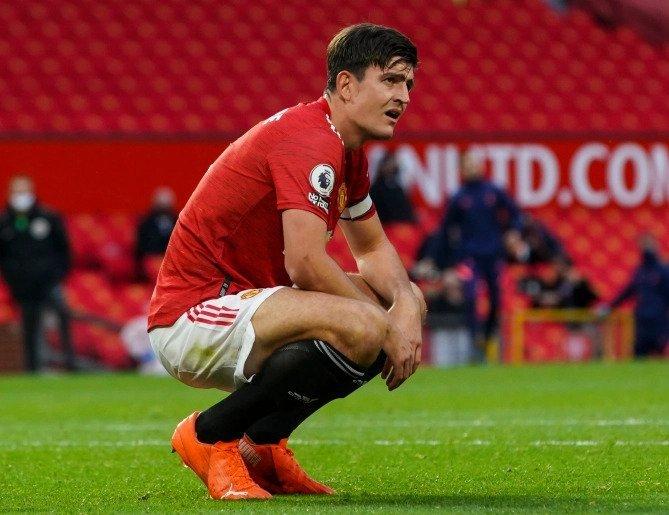 Evra muốn loại Maguire khỏi đội hình chính. Ảnh: Daily Mail