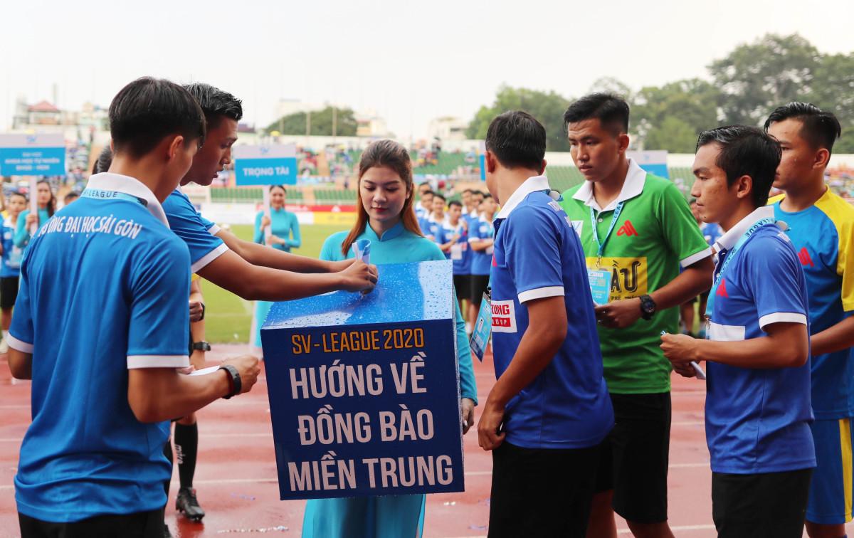 Bầu Đức tham gia tổ chức giải bóng đá cho sinh viên