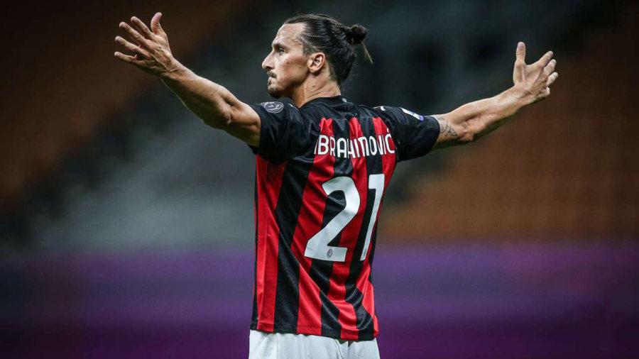 Zlatan Ibrahimovic - đấng tối cao của Milan