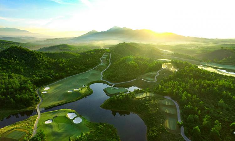 Ba Na Hills Golf Club nhận giải 'Sân golf tốt nhất châu Á'