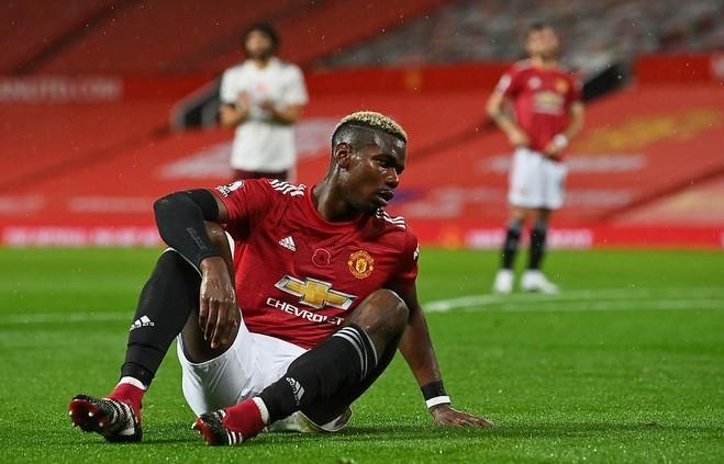Man Utd chỉ giành một điểm từ bốn trận đầu trên sân nhà ở giải Ngoại hạng Anh mùa này. Ảnh: Reuters.
