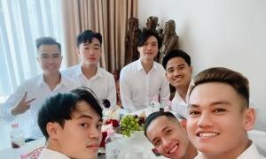 Tuấn Anh, Xuân Trường bê tráp cho Công Phượng