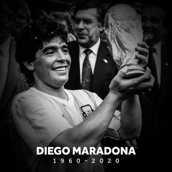 Maradona qua đời - 7