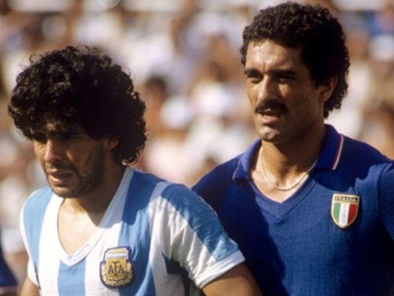 Sự nghiệp chìm nổi của Maradona