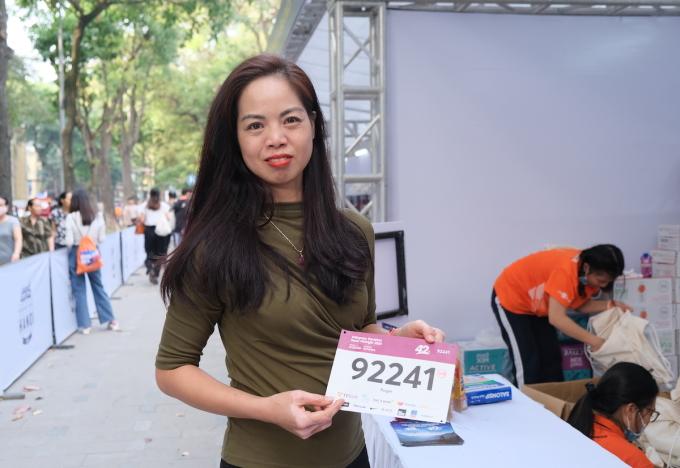 Chị Nguyễn Thị Liên.