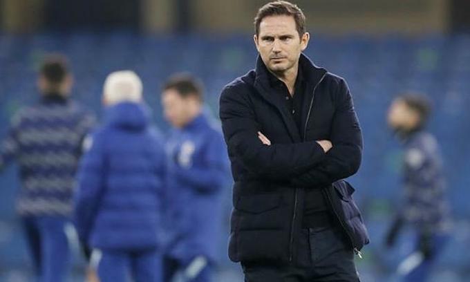 Lampard cho rằng không thể loại Tottenham khỏi cuộc đua vô địch. Ảnh: Reuters.