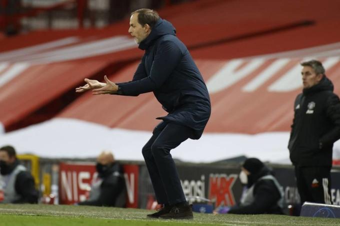 PSG thoát hiểm nhờ Man Utd bỏ lỡ cơ hội và hai bàn thắng trong hiệp hai. Ảnh: LEquipe.