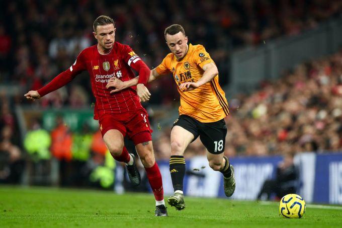 Phong độ chói sáng cùng Wolves mùa trước giúp Jota lọt vào mắt xanh của Klopp và được tuyển mộ về Liverpool hè vừa qua. Hôm nay, anh sẽ cùng Liverpool chống lại đội bóng cũ. Ảnh: PA