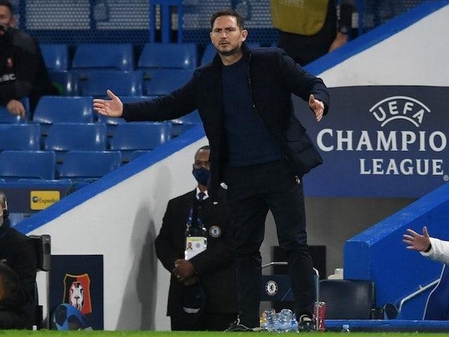 Đội bóng của Lampard thua hai trận sau khi bất bại chín trận liên tiếp. Ảnh: Reuters.