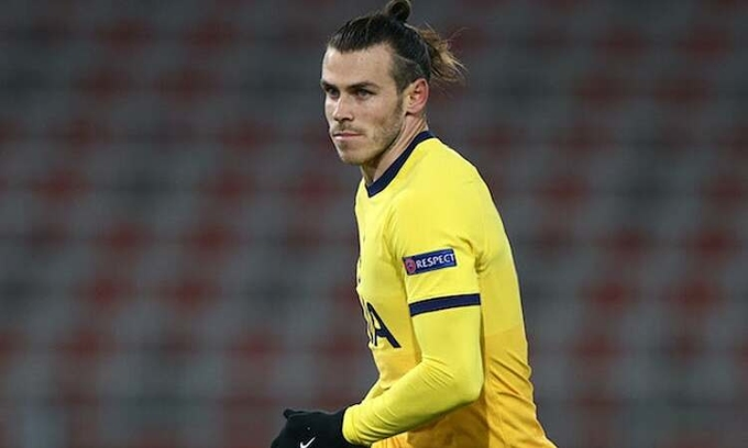 Bale chưa đóng góp nhiều cho Tottenham dù rất được kỳ vọng. Ảnh: Reuters.