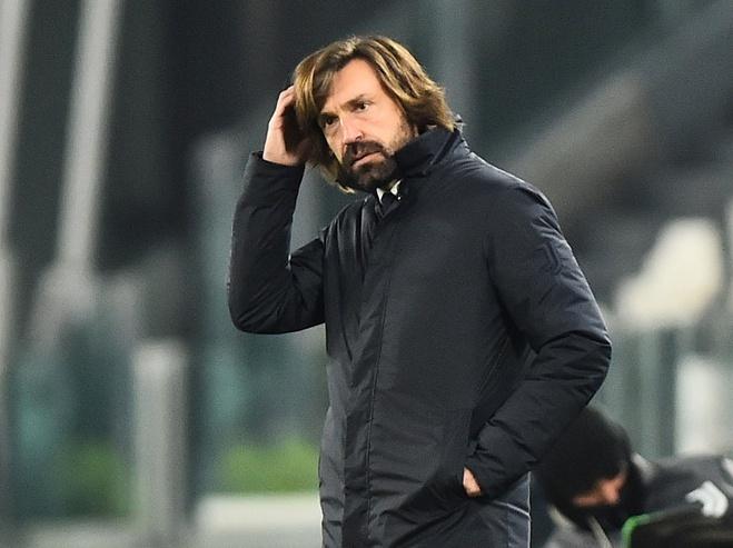 Pirlo bất ngờ chịu thất bại sau 12 trận thắng và hòa. Ảnh: Reuters.