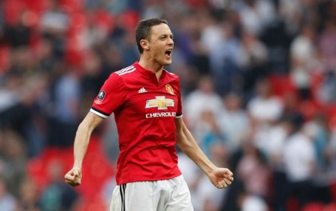 Matic và Man Utd thắng ba, hòa một trong bốn trận gần nhất. Ảnh: Reuters.