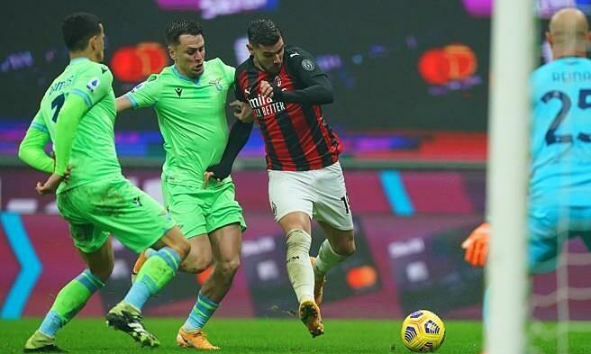 Hernandez đã giải cứu Milan ở hai trận gần nhất tại San Siro. Ảnh: CDS