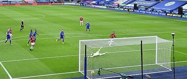 Rashford hiện là cầu thủ Man Utd ghi bàn nhiều thứ nhì ở Ngoại hạng Anh, với 6 pha lập công. Ảnh: EPA.