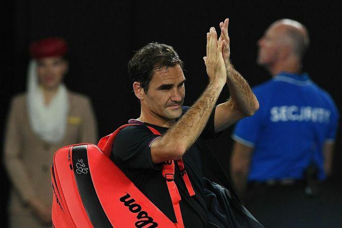 Federer rút khỏi Australia Mở rộng 2021