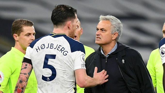 Thầy trò Mourinho đã trải qua bốn vòng liên tiếp không thắng ở Ngoại hạng Anh. Ảnh: Goal.
