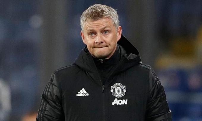 Solskjaer đang cùng Man Utd thắng 10 sau 16 trận ở Ngoại hạng Anh mùa này. Ảnh: Reuters
