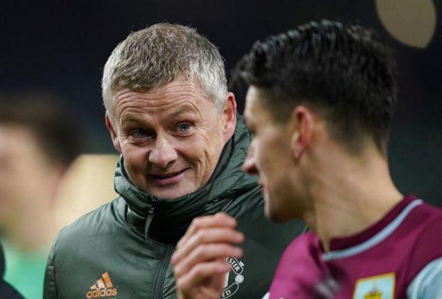 Sự tin của thầy trò Solskjaer đang lên cao độ, sau khi thắng Burnley và lên đầu bảng. Ảnh: Reuters.