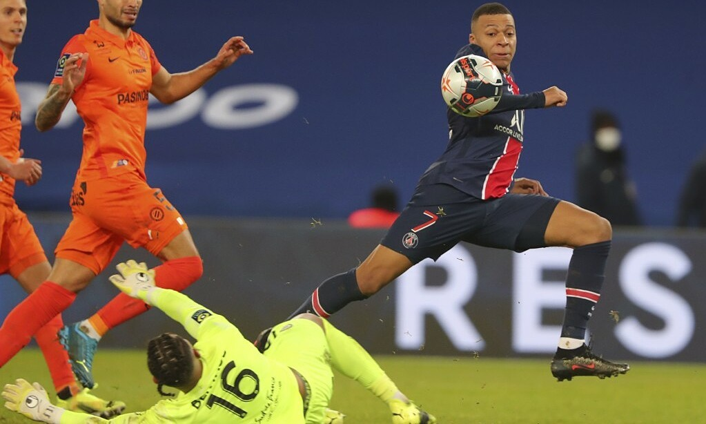 Hàng công thăng hoa trong thắng lợi đậm của PSG