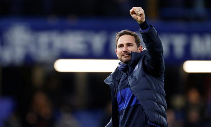 Lampard được kỳ vọng sẽ là bản lề cho một đại kế hoạch phục hưng Chelsea khi nhậm chức hè 2019. Ảnh: Reuters