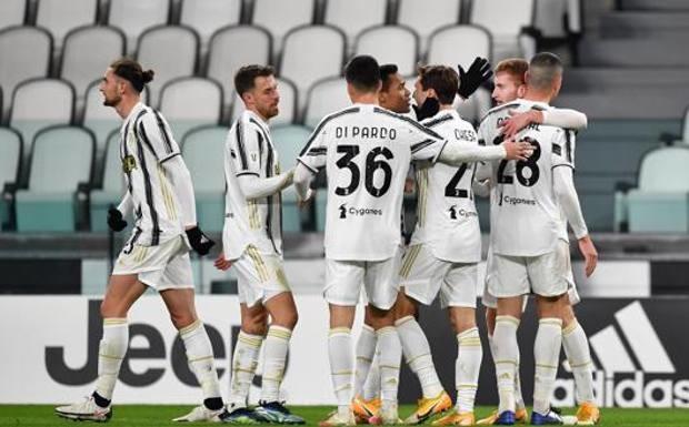 Juventus hẹn gập Inter ở bán kết Cup Italy. Ảnh: Gazzetta