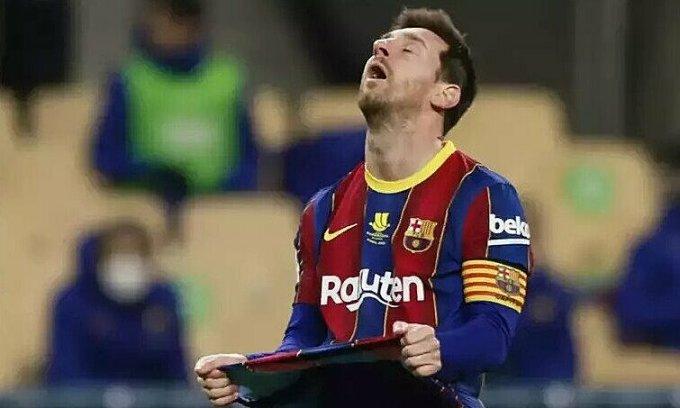 Messi nhận 95 triệu USD cho lòng trung thành với Barca nếu hoàn tất hợp đồng vào tháng 6/2021, theo El Mundo. Ảnh: Goal.