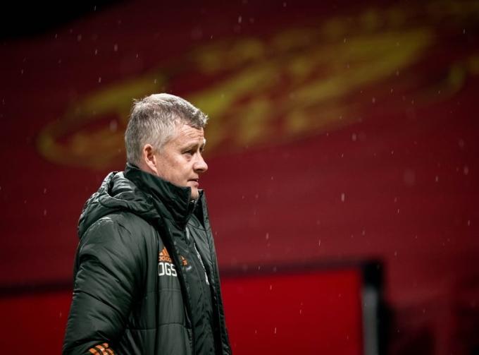 Solskjaer và học trò hòa trận thứ sáu ở Ngoại hạng Anh mùa này. Ảnh: Sky.