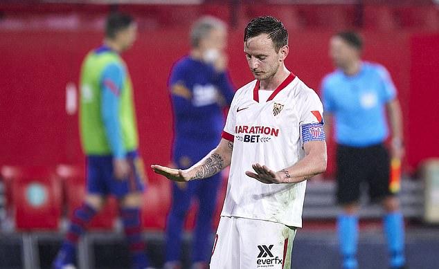 Rakitic dành sự tôn trọng cho Barca.