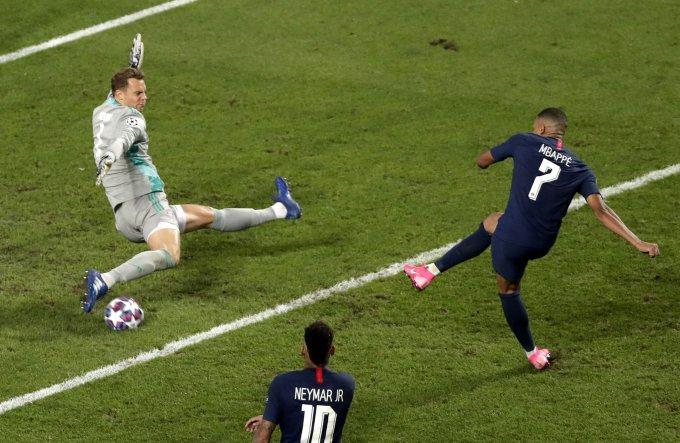 Sự ăn ý, khả năng bùng nổ của Neymar và Mbappe là cảm hứng đưa PSG vào tới chung kết Champions League 2020, nơi họ chỉ thua Bayern 0-1. Ảnh: New York Times