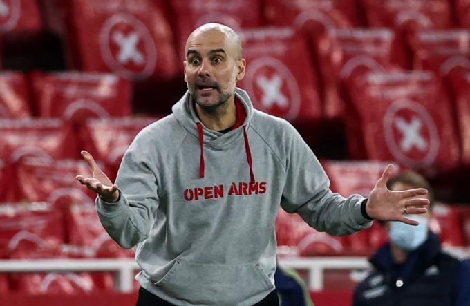 Nc247info tổng hợp: Guardiola: 'Đôi khi thắng 1-0 thật tuyệt'
