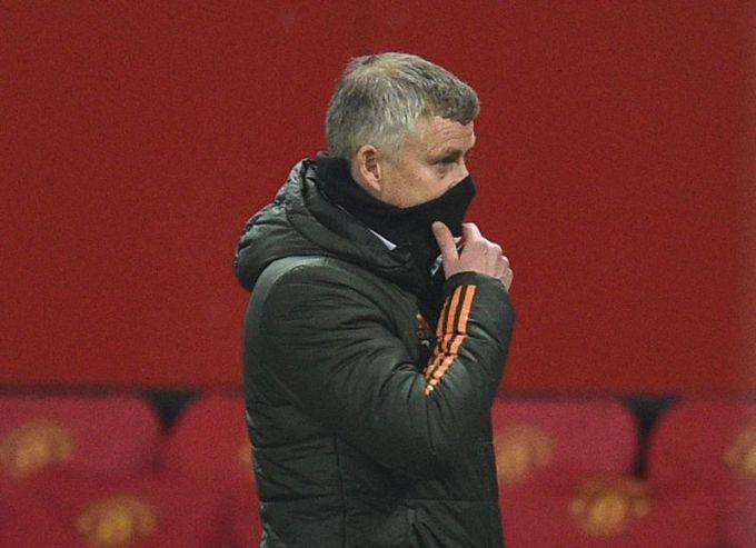 Solskjaer tin rằng chừng nào mùa giải chưa kết thúc, Man Utd vẫn còn cơ hội và sẽ chiến đấu cho mục tiêu vô địch Ngoại hạng Anh. Ảnh: Reuters