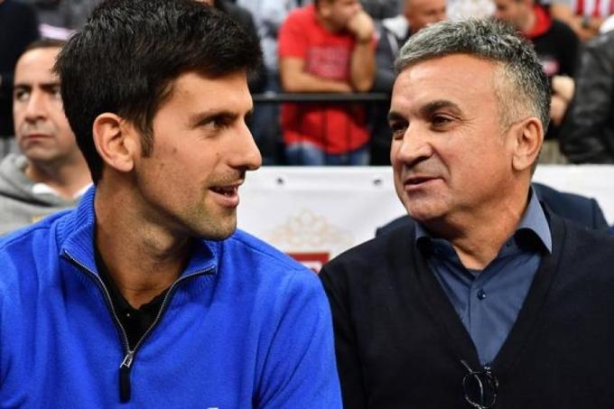 Djokovic đoạt 11 Grand Slam sau tuổi 24, thời điểm ông Srdjan ép con trai theo chế độ ăn kiêng. Ảnh: ATP.