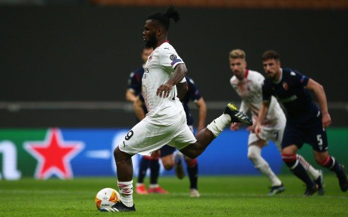 Milan thoát hiểm nhờ luật bàn sân khách