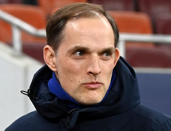Tuchel từng mua hụt Fernandes khi ông còn dẫn dắt PSG. Ảnh: Eurosport.