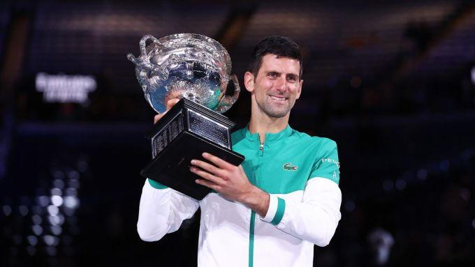 Djokovic còn kỷ lục 20 Grand Slam để chinh phục. Ảnh: ATP.