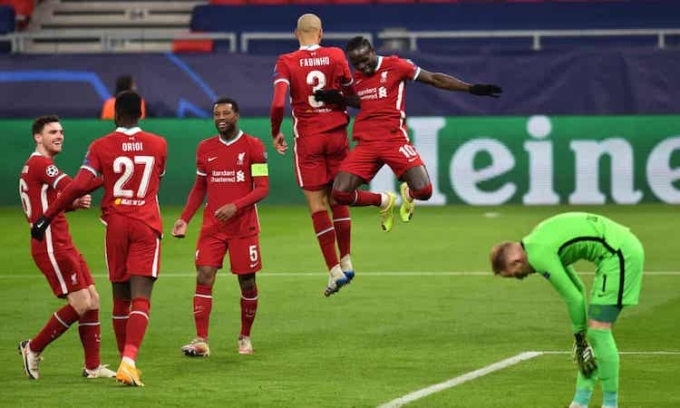 Liverpool vẫn là thế lực tại Cup châu Âu dù sa sút ở đấu trường trong nước gần đây. Ảnh: Liverpool FC.