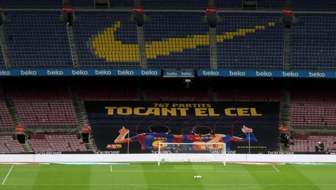 Xavi và Messi là hai cầu thủ thi đấu nhiều nhất cho Barca.