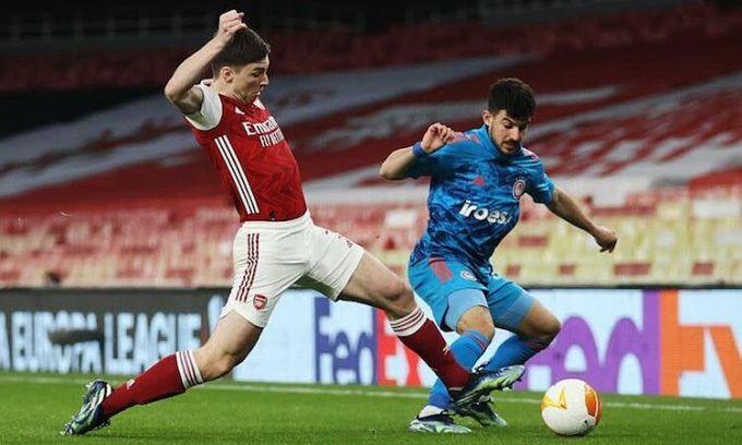 Arsenal trải qua trận thứ 11 liên tiếp không thể giữ sạch lưới. Ảnh: Reuters.