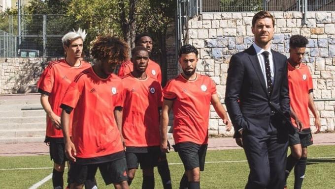 Xabi Alonso dẫn dắt đội Sociedad B rất thành công mùa này.