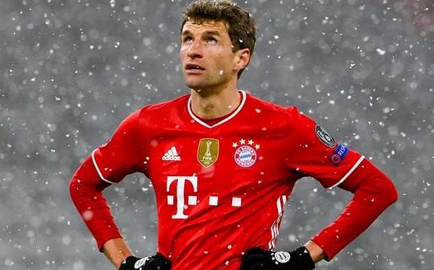 Muller không thể giúp Bayern tránh thất bại trong khi Lewandowski và Gnabry nghỉ thi đấu. Ảnh: Reuters.