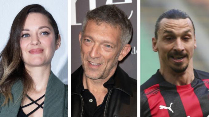 Ibrahimovic sẽ tham gia diễn xuất cùng nữ minh tinh Cotillard và nam tài tử Cassel trong