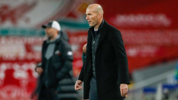 Sau trận chung kết năm 2018, Zidane một lần nữa khiến Liverpool ôm hận ở Champions League. Ảnh: Twitter / Real Madrid